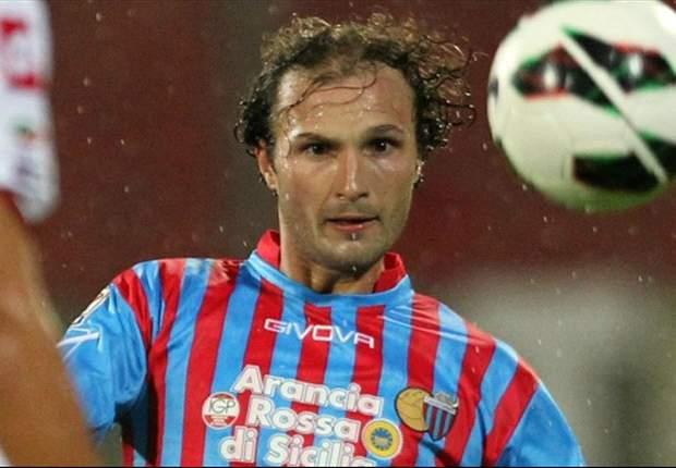 """Marchese è deluso dall'esito del derby ma guarda al futuro: """"Non siamo entrati in campo con la giusta mentalità. Il mio contratto? La mia volontà è restare a Catania"""""""