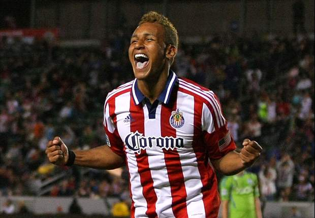 Chivas USA, U.S. national team forward Agudelo training with Celtic