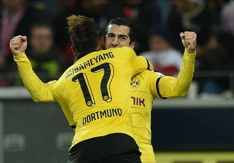 REPORT: Dortmund 4-0 Qabala