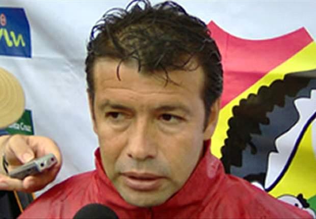 Erwin Sánchez dejó de ser el técnico de Oriente Petrolero