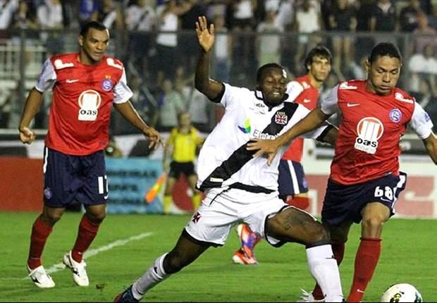 Jogadores garantem que problemas políticos do Vasco não afetam time