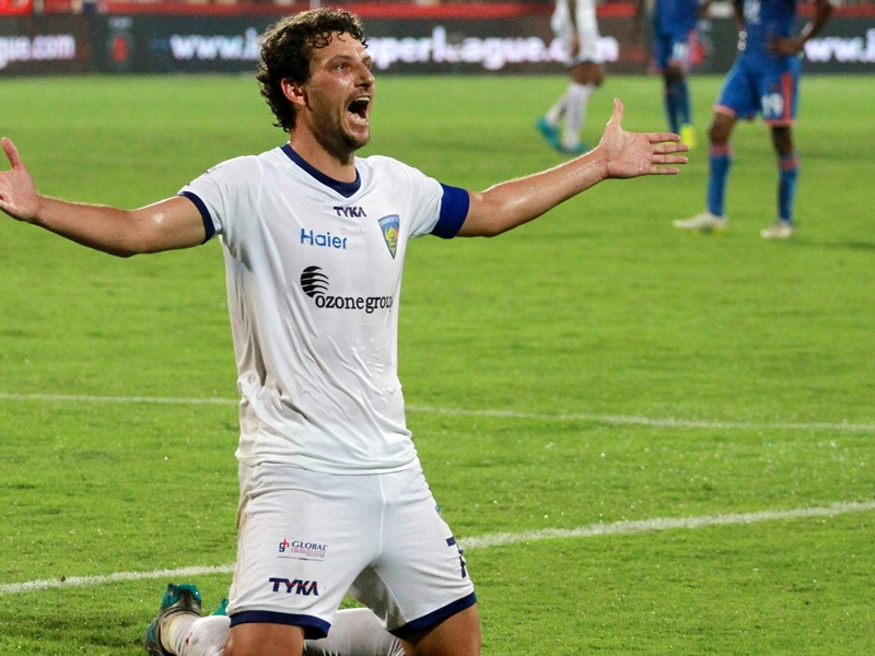 Ex-Man City player Elano on bail after alleged assault on FC Goa co-owner