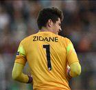 VIRAL | Histórica cantada de Luca Zidane en el juvenil del RM