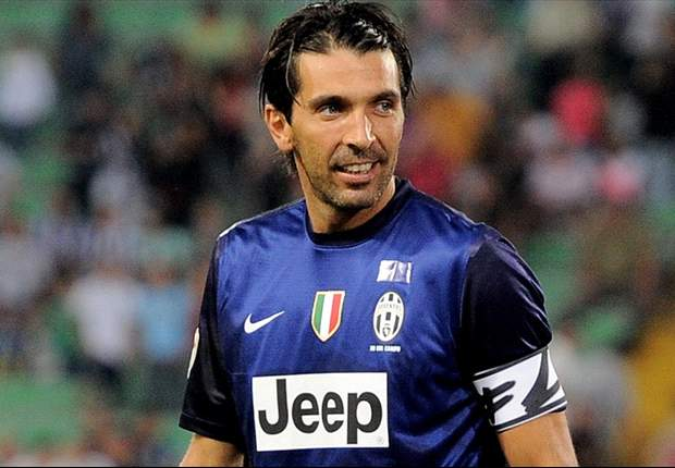 Buffon fired up for Champions League return
