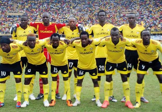 Uganda welcomes foreign based players ahead of AFCON match against Zambia