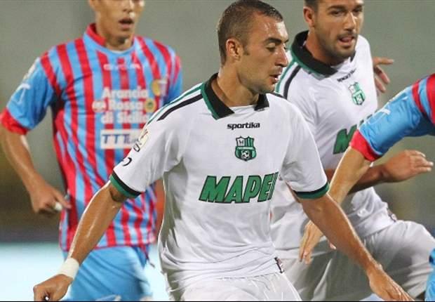 Doping al Sassuolo: squalificato per 40 giorni l'attaccante Pavoletti