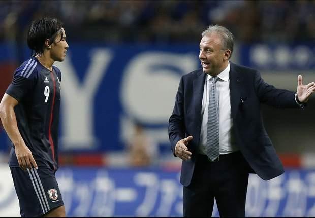 """Zaccheroni immagina un'Italia-Giappone nella prossima Confederations Cup: """"Le possibilità che gli azzurri ci incontrino sono del 50 per cento"""""""