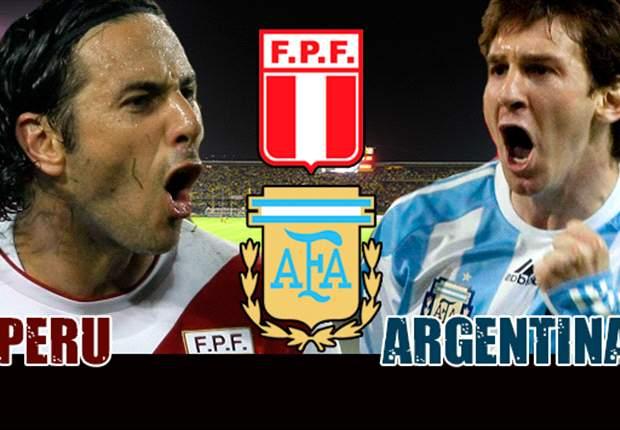 TEAM NEWS: Mascherano returns to Argentina duty for Peru test