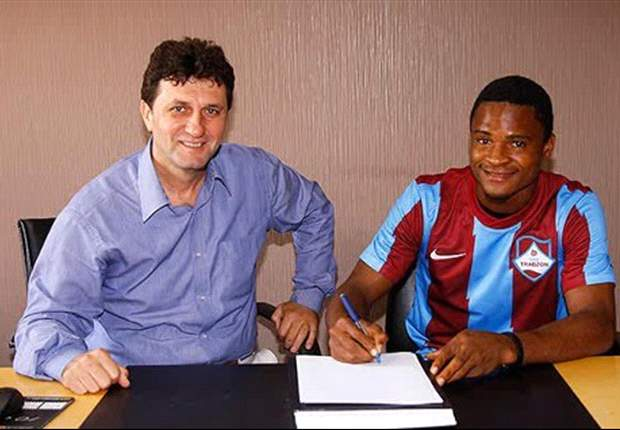 Chikeluba Ofoedu joins Turkish side Trabzon Karadenizspor