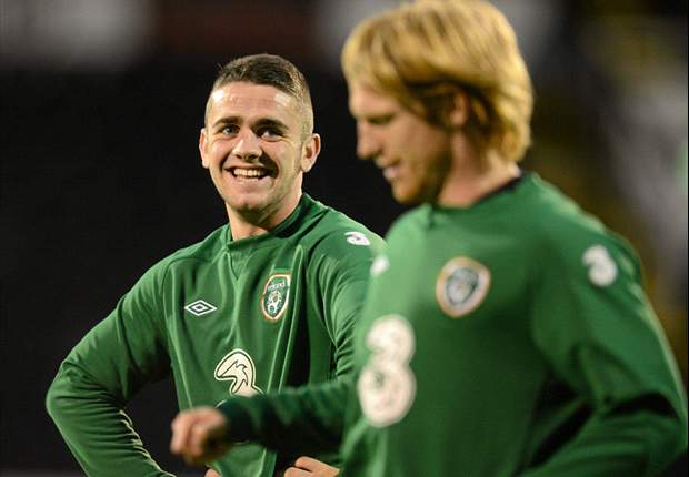 Trapattoni: 'Creative' Robbie Brady can make an impact against Oman