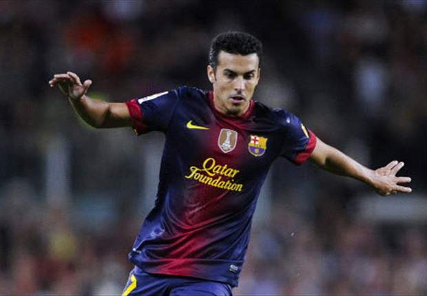 Barcelona's Pedro wary of Getafe threat