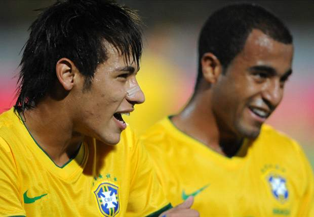 Neymar and Lucas praise Oscar after his fine European debut