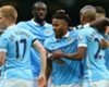 Man City 5-1 Bournemouth: Sterling hat trick