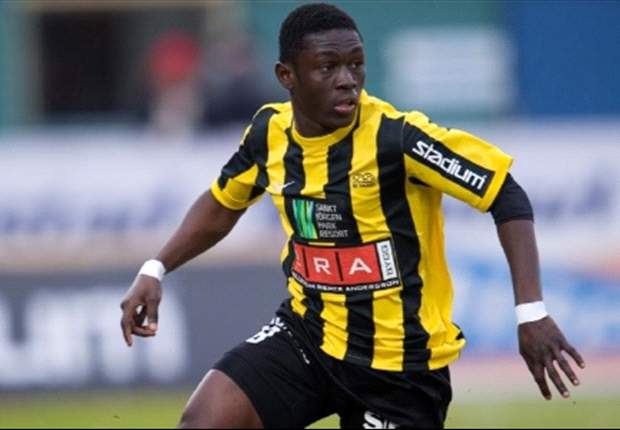Ghana must give Hacken's Abdul Majeed Waris the chance to prove himself