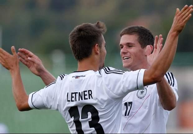 DFB: U20-Junioren schlagen die Schweiz