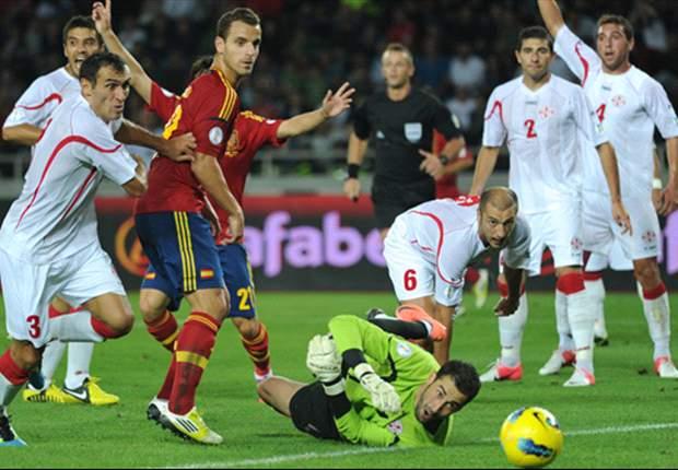Mondial 2014 - L'armada espagnole