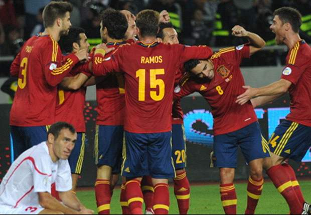 Belarus v Spain match set for television blackout