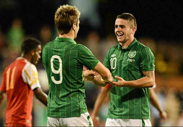 Robbie Brady drafted into Ireland squad as injury rules out Doyle