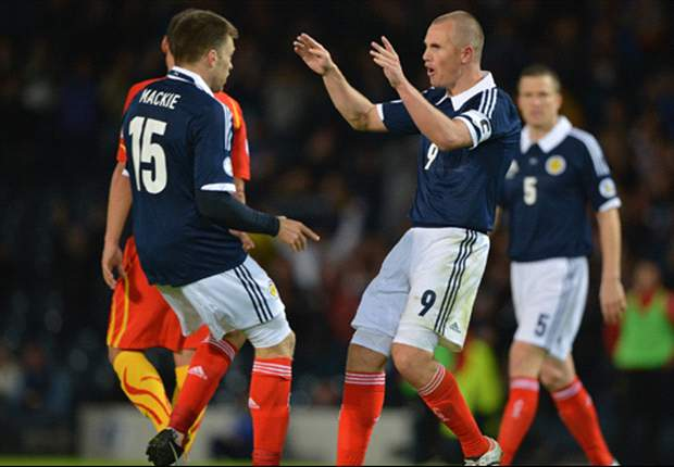 Scotland 1-1 Macedonia: Pressure mounts on Levein despite Miller leveller