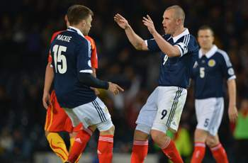 Whitecaps' Miller: Scotland players to blame for Levein sacking