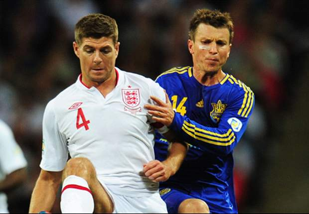 Gerrard nervous ahead of 100th England cap