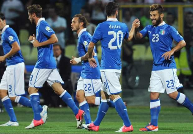 Itália e França vencem e continuam invictas nas Eliminatórias