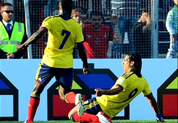 Resumen eliminatorias Sudamericanas: Colombia se hizo grande
