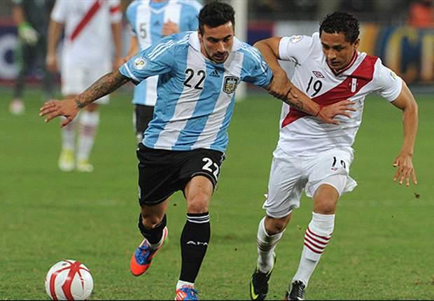 Peru 1-1 Argentina: Higuain strike saves Albiceleste from defeat