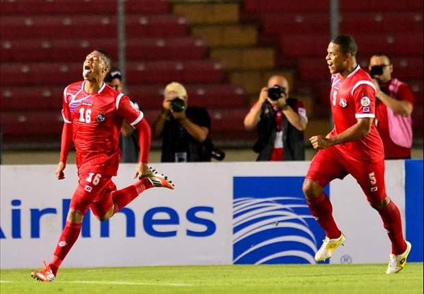 Panama 2-0 Canada: Reds come undone
