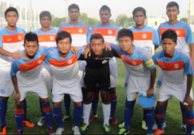 UAE U-16 down India U-16 in a friendly