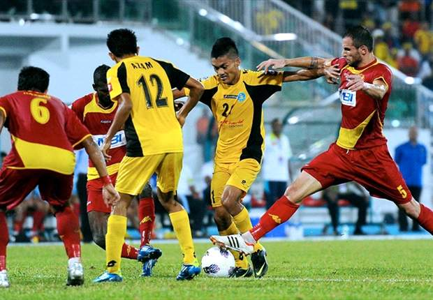 Dollah happy with pre-season form of import strikers