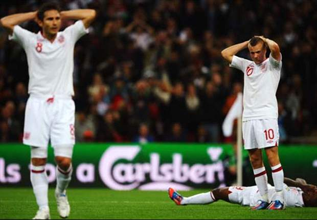 England slip to fifth in latest Fifa rankings after draw with Ukraine
