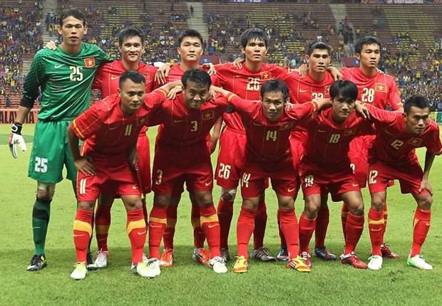 Indonesia Tahan Imbang Vietnam