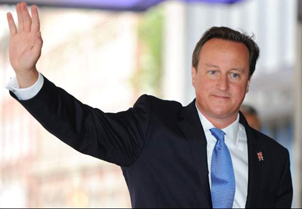 David Cameron 'appalled' by racism i