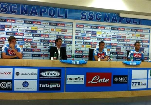 Bruno Uvini: Thiago Silva Yang Bujuk Saya Ke Napoli