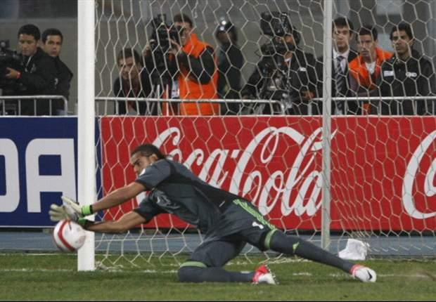 El uno por uno de Argentina ante Perú