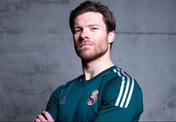 Xabi Alonso, cerca de renovar con el Real Madrid hasta 2016