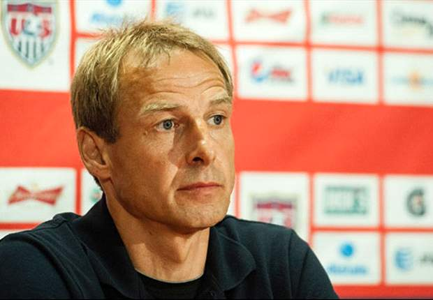 Jurgen Klinsmann: Our backs are against the wall