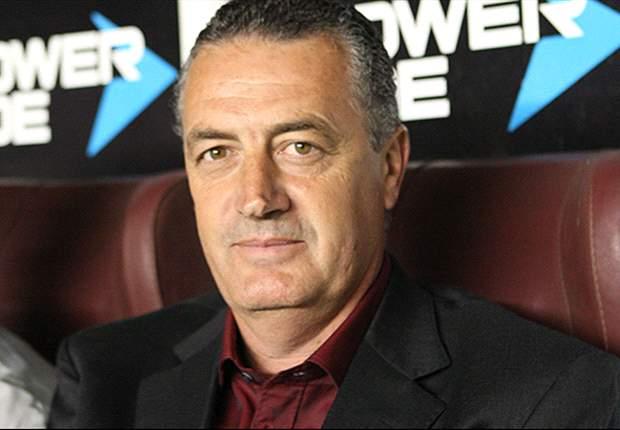 Gustavo Alfaro, flamante técnico campeón de la Copa Argentina