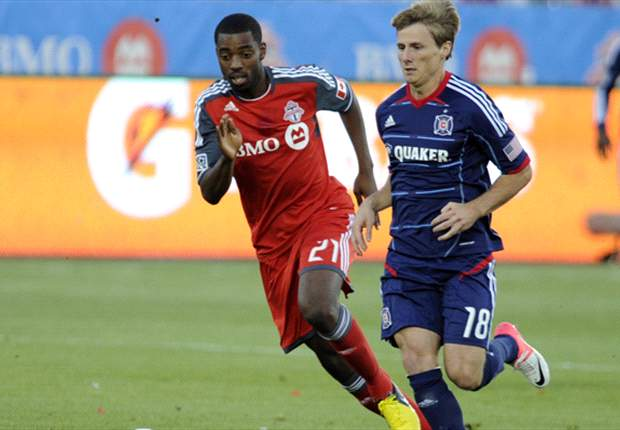 Toronto FC ships Maund to RSL for Braun