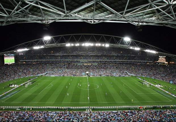 ANZ Stadium calls for Sydney FC against Perth Glory on October 28