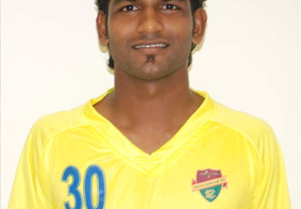 Francis Fernandes released by Salgaocar FC
