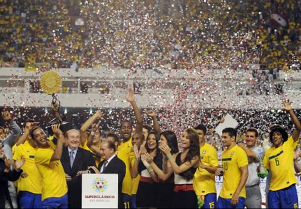 De la Copa Julio Roca al Superclásico de las Américas