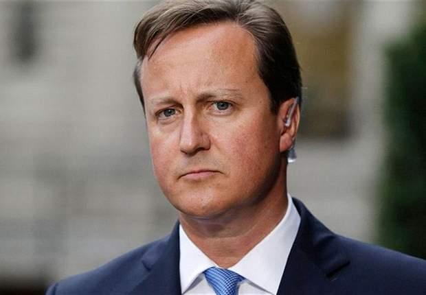 PM Inggris Sebut Gigitan Luis Suarez Mengerikan