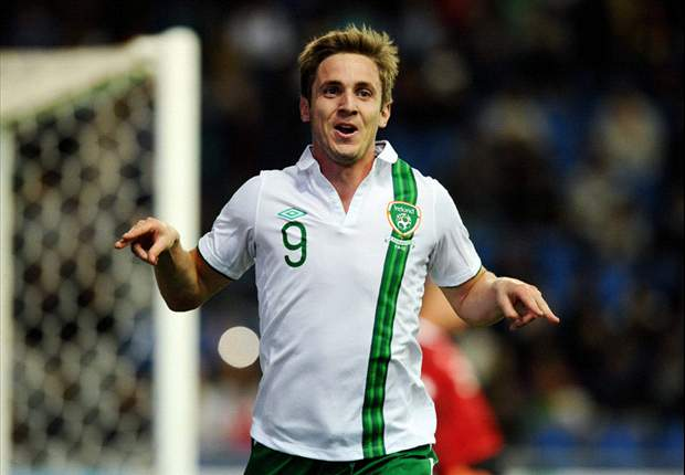 'New faces freshen things up' - Kevin Doyle welcomes added competition in Ireland squad