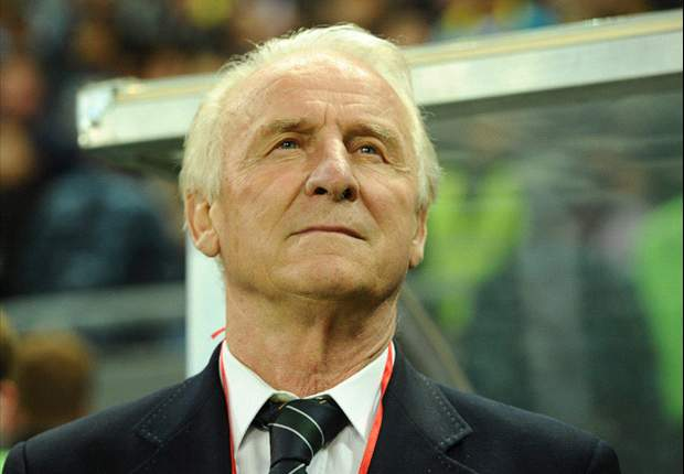 Ireland boss Giovanni Trapattoni takes positives from Greece defeat
