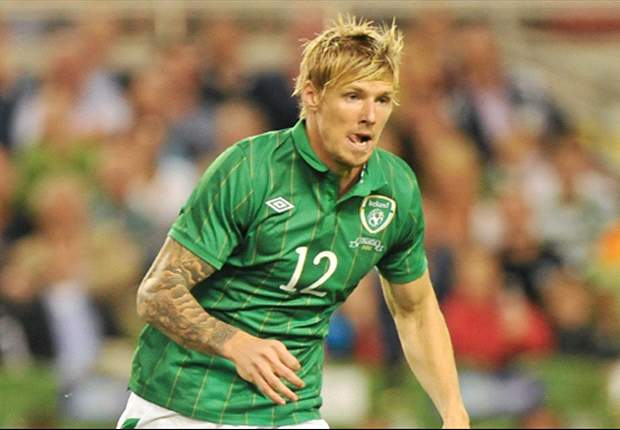 Sweden were there for the taking, says Ireland striker Andy Keogh
