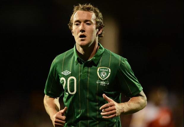 McGeady is hoping to impress potential suitors on international duty