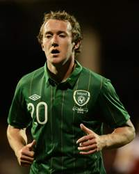Aiden McGeady, Scotland International