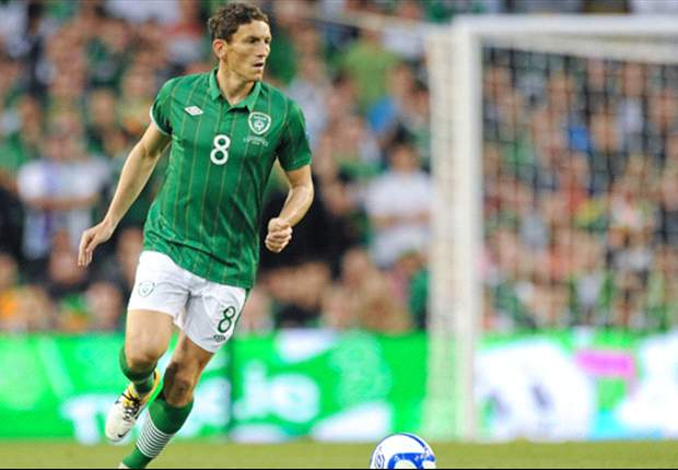 Bolton Wanderers midfielder Keith Andrews named Ireland's Senior International Player of the Year